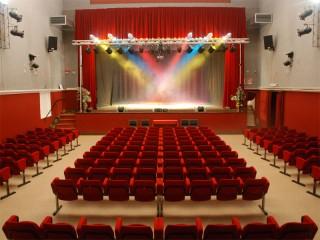 Teatro Portone Senigallia, piazzale della Vittoria