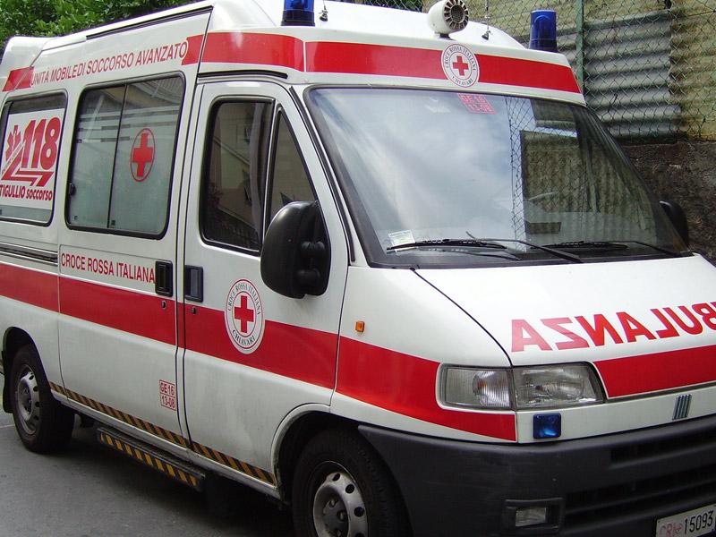 Ambulanza, Croce Rossa Italiana, CRI Senigallia