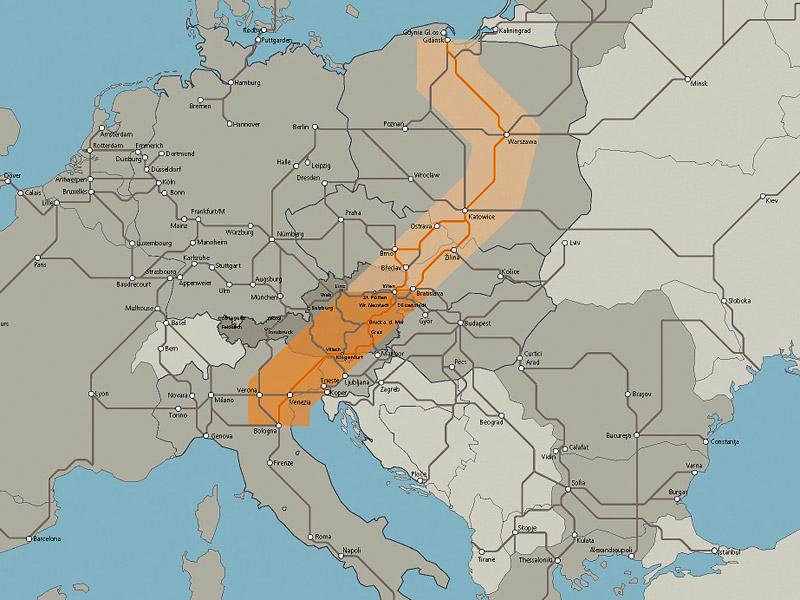 Corridoio Baltico-Adriatico