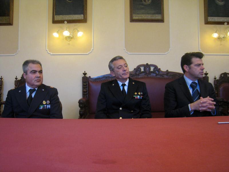 Montinaro, Pettorino, Mangialardi: accordo per l'area portuale