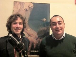 Alessandro Gentili e Alan Canestrari