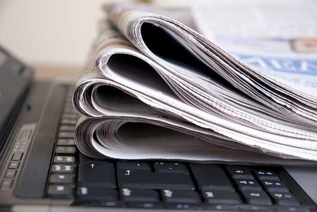 Giornalismo digitale, giornali on line, quotidiani informatici, news digitali