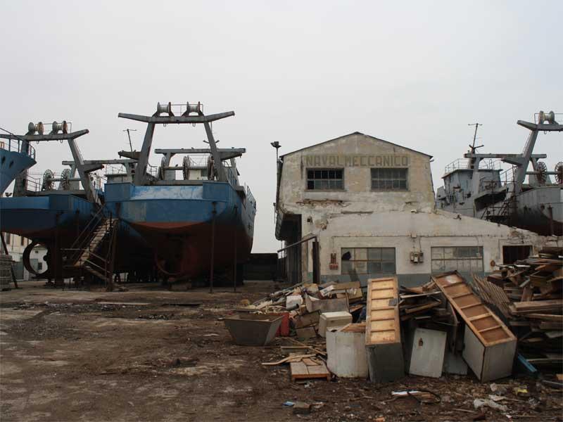 Ex cantiere Navalmeccanico