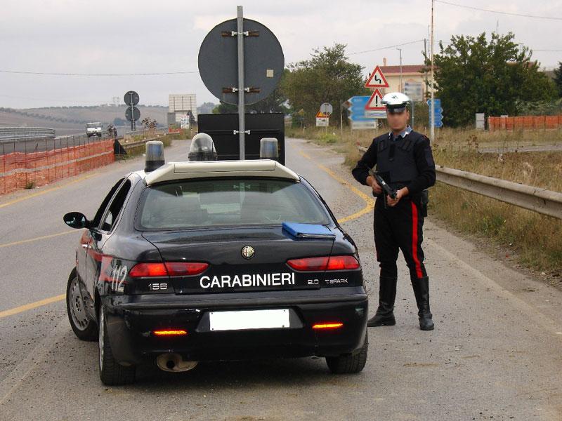 Carabinieri, controlli nel territorio di Senigallia