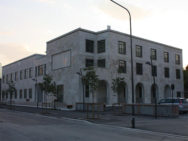 Palazzo della Nuova Gioventù (ex GIL)
