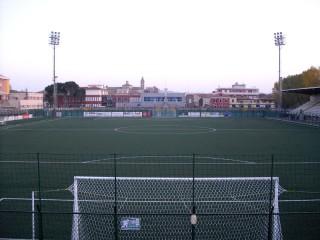 """Stadio comunale """"Goffredo Bianchelli"""" di Senigallia"""