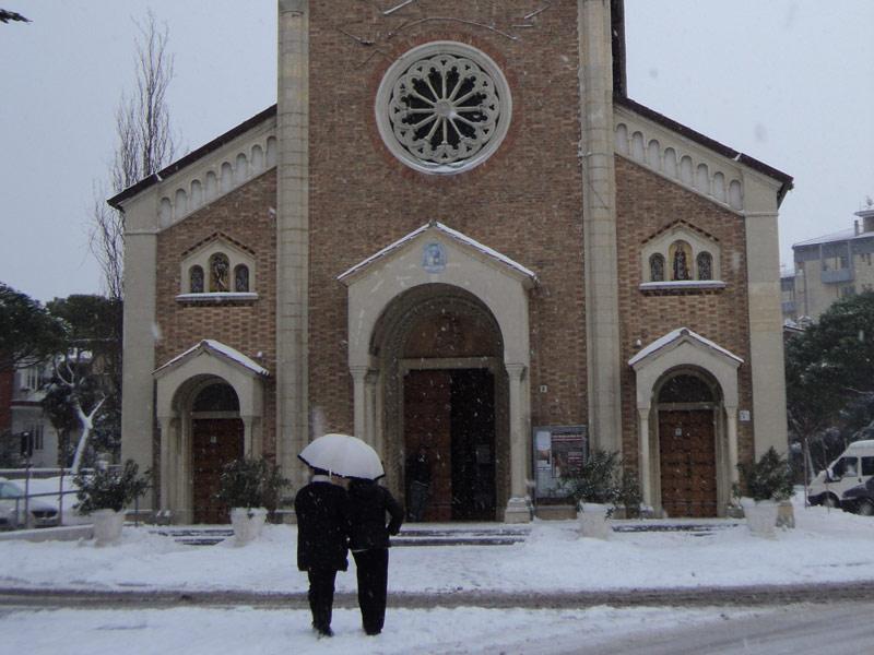 Chiesa del Portone a Senigallia