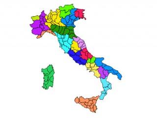 Le Province d'Italia