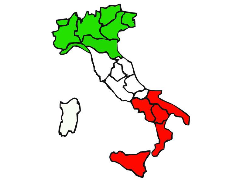 Le Regioni italiane