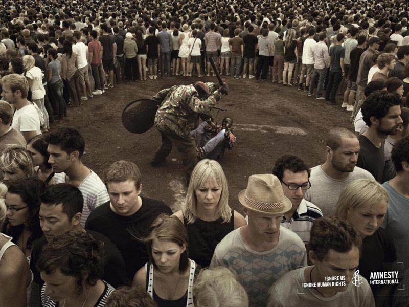 Campagna Amnesty International