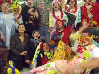 La festa di Carnevale 2012 della Consulta del Volontariato