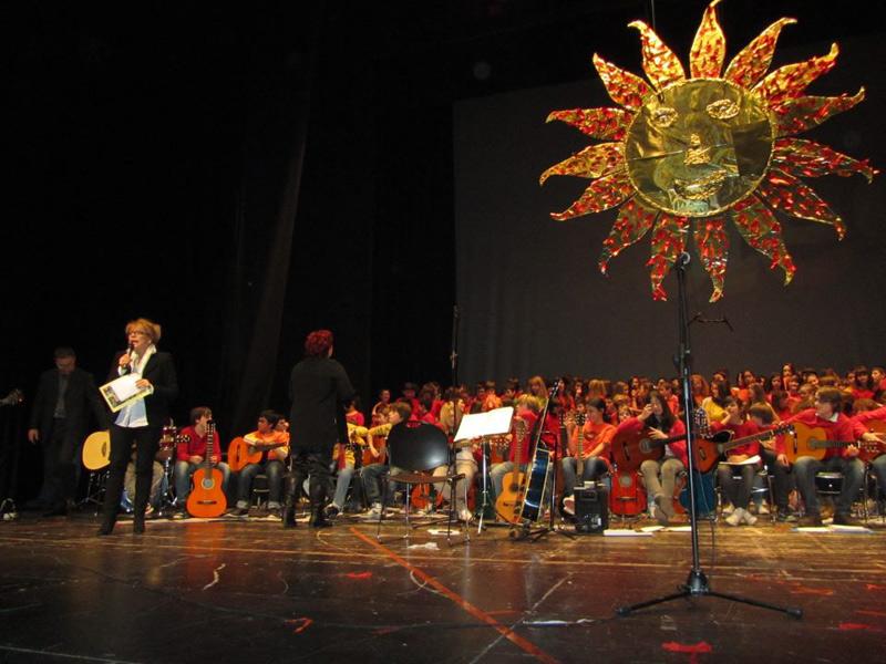 """Concerto degli allievi della """"Fagnani"""" al Teatro La Fenice"""