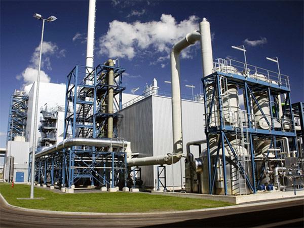 Un impianto per lo stoccaggio della CO2 in Germania
