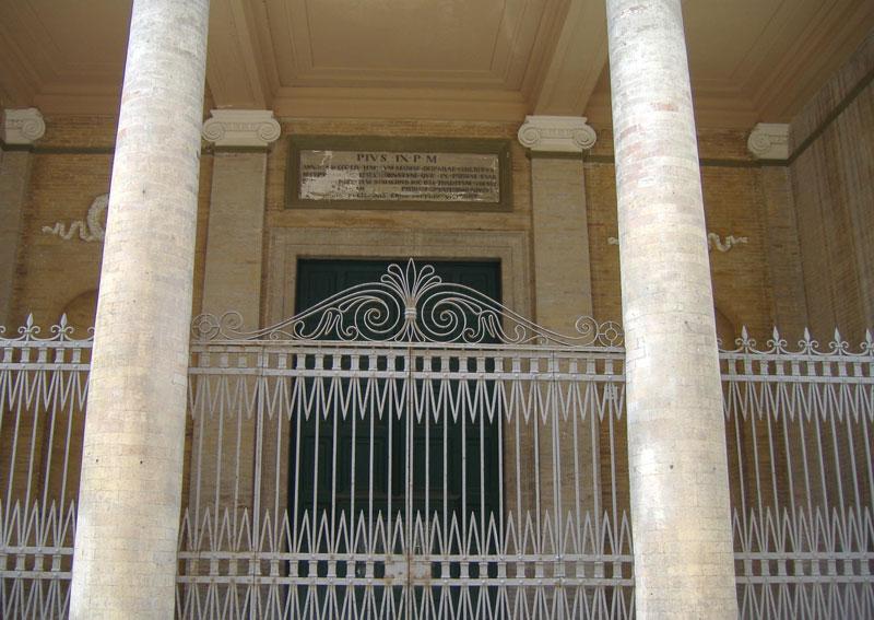 Chiesa dei Cancelli a Senigallia