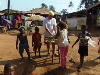 """Associazione """"Compagni di Jeneba"""" in Sierra Leone"""