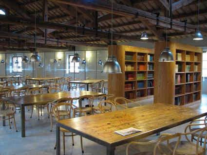 Biblioteca comunale Antonelliana di Senigallia