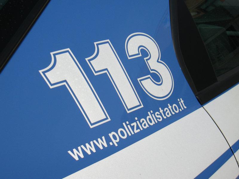 Auto Polizia, 113