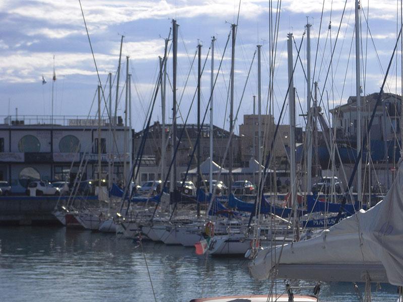 Porto di Senigallia: darsena turistica