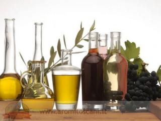 Degustazione di olio e vino