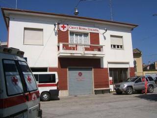 Sede Croce Rossa Senigallia