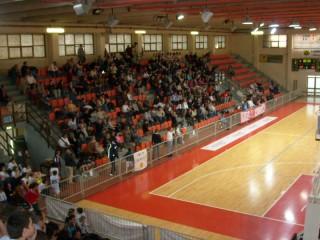 Pubblico al PalaPanzini per Senigallia-Ravenna