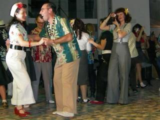 """Balli e musica al """"Winter Jamboree"""" di Senigallia"""