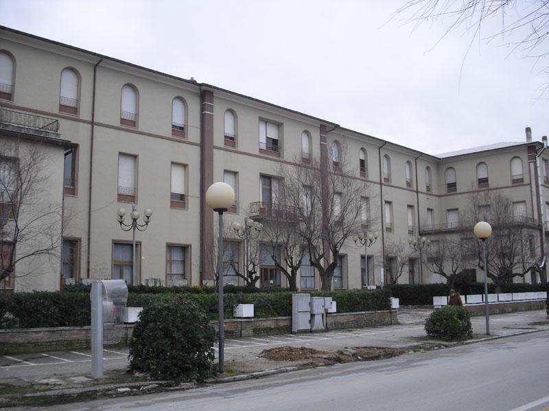 Ex hotel Marche