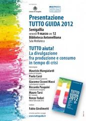 Locandina di presentazione Tutto Guida 2012