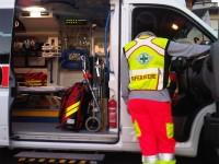 Ambulanza per il trasporto sanitario