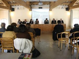 Incontro nella biblioteca comunale Antonelliana di Senigallia