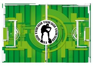 Copertina di D'Altro Calcio