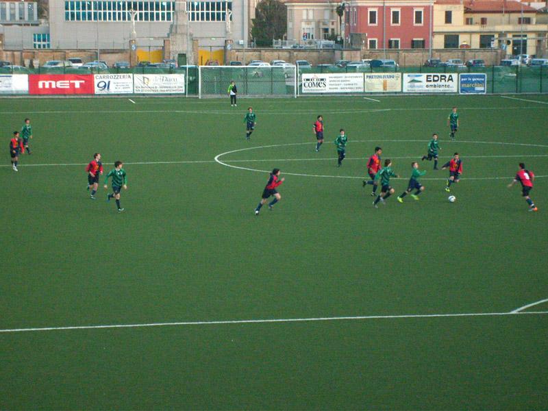 Triangolare di calcio per la Vigor Senigallia sotto osservazione dell'Inter di Moratti