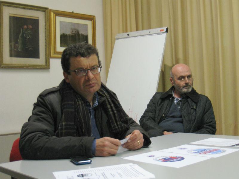 Massimo Marcellini annuncia la collaborazione con l'UDC