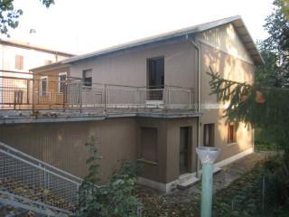 L'ex abitazione del custode Opafs
