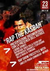 Locandina Rap the kasbah