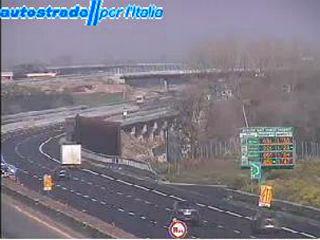 Autostrada A14 verso Senigallia