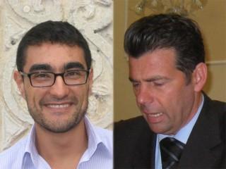Maurizio Perini e Maurizio Mangialardi
