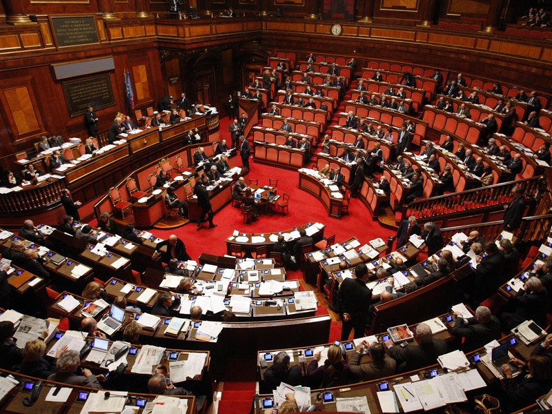 Senato della repubblica parlamento italiano senigallia for Parlamento della repubblica
