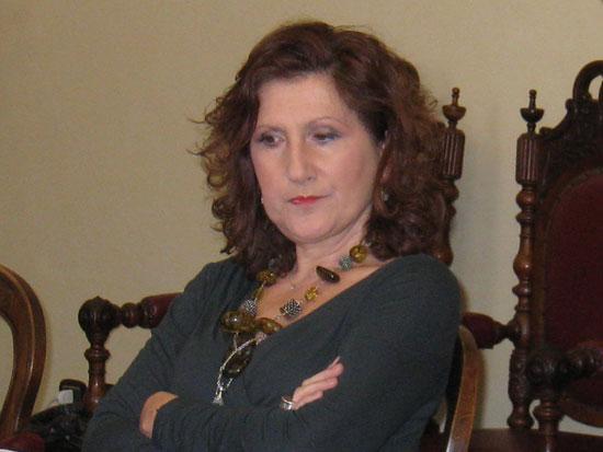 Francesca Paci, assessore al Bilancio