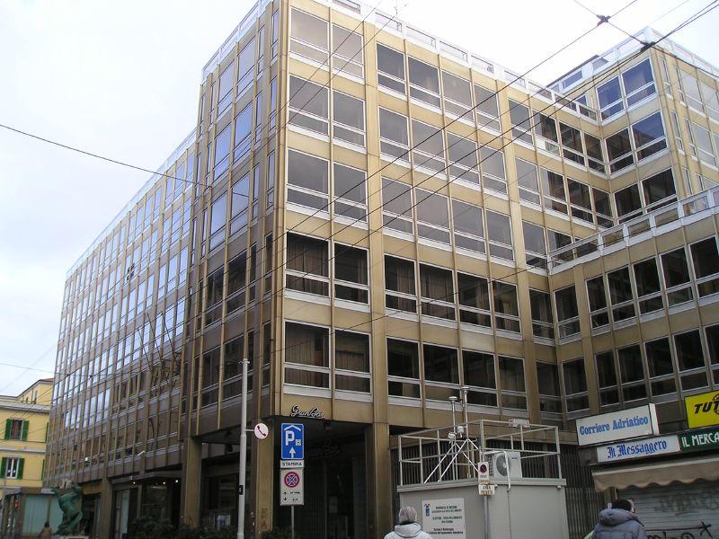 La sede della Provincia di Ancona