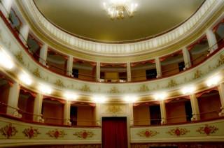 """Teatro Comunale """"La Vittoria"""" di Ostra"""