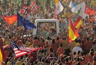 Udienza di papa Benedetto XVI