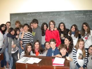 I ragazzi della Fagnani in visita a Istanbul