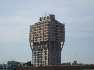 Torre Velasca a Milano