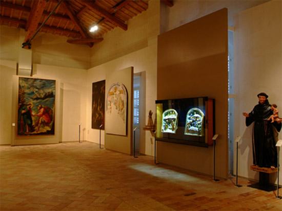 museo,ostravetere,sezione archeologica