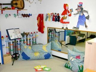 Una scuola dell'infanzia