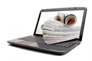 Editoria on line