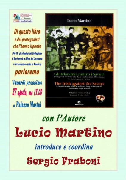 Libro Lucio Martino