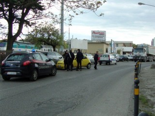 Incidente in viale Bonopera, a Senigallia