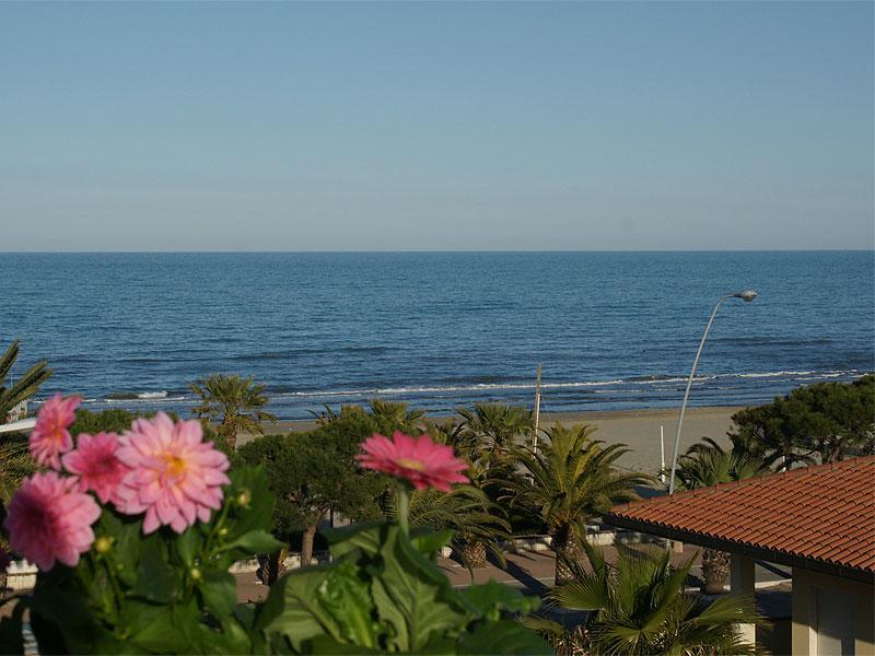 Casa davanti al mare